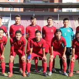 VICE Sports: MEET ​THE MONGOLIAN PREMIER LEAGUE SIDE RUN BY AN INTERNATIONAL GROUP OF FANS